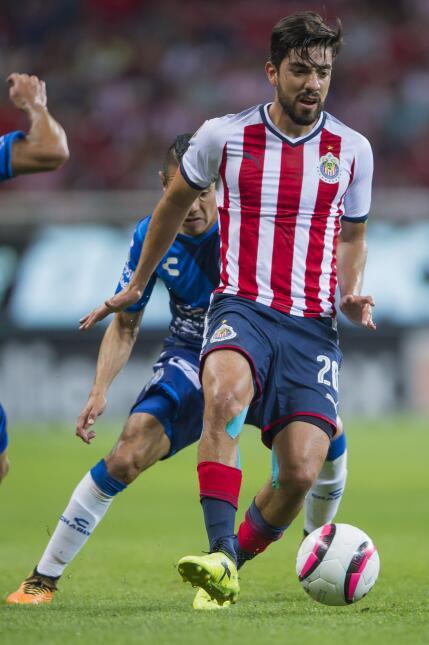 Fantasy Univision: El top 25 tras 6 jornadas de la Liga MX Rodolfo Pizar...