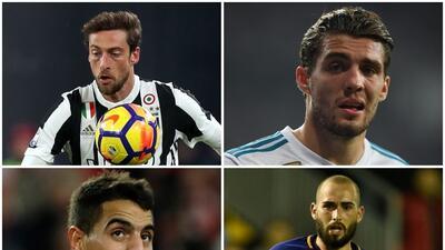 Estufa europea: Marchisio a la MLS, Kovacic fuera de Madrid y más rumores del mercado