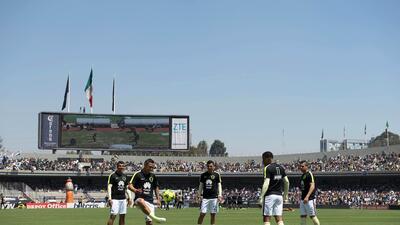 América sufrió, pero al final derrotó 3-2 a los Pumas en CU