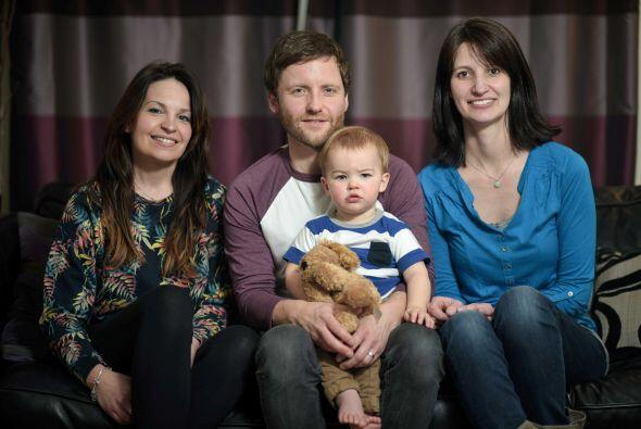 Esta familia vive en Church Gresley, Inglaterra.