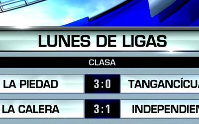 Conozca los resultados de la división mayor de la Liga CLASA
