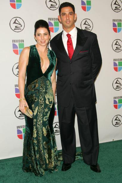 ¡Jorge Posada y su despampanante esposa Laura no se pierden los eventos...