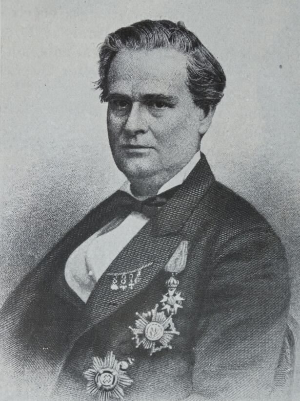 J. Marion Sims falleció en 1883.