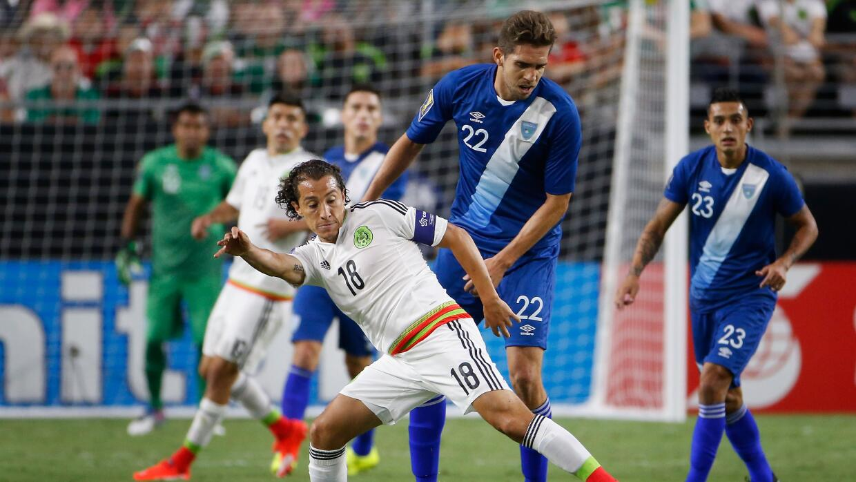 México vs Guatemala