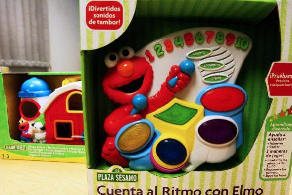 1. ELMO, ABELARDO Y DORA.   Fisher Price, una unidad de Mattel Inc, tuvo...
