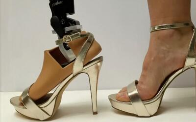 Nueva prótesis podría cambiar la vida de las mujeres con amputaciones