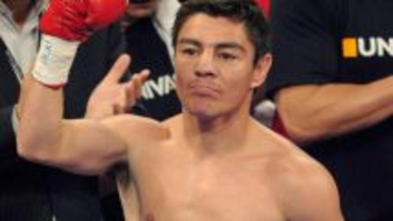 Jorge Arce quiere vengar la derrota contra Simphiwe Nongqayi en el 2009.
