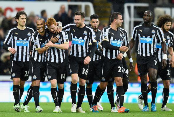 19. Newcastle (Inglaterra) 155.1 millones de euros en ingresos durante l...
