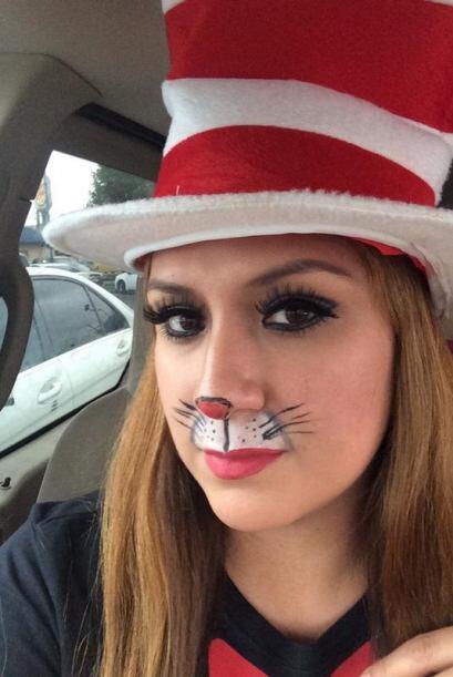 @alcen2529: #YoSoyTona #Halloween2014 @DespiertaAmeric disfrutando la vi...