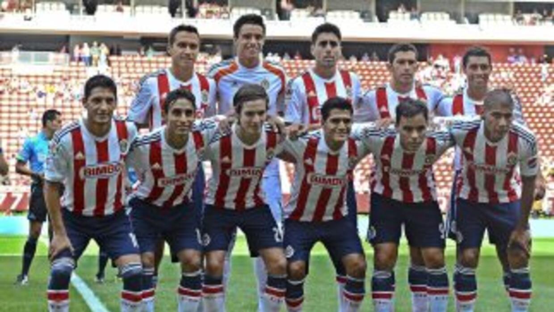 Chivas en la Copa MX.