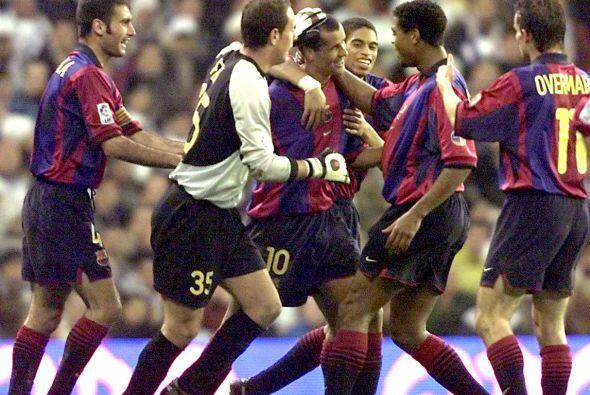 Para el segundo tiempo, al 69', Rivaldo igualó los cartones. Sin embargo...