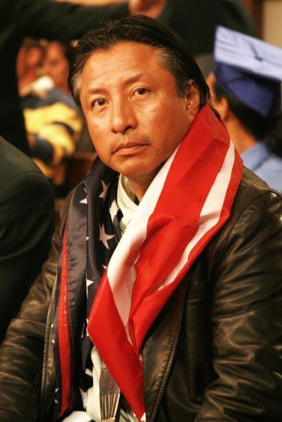 El guatemalteco Julio Girón está en contra del 'Dream Act' y en general...