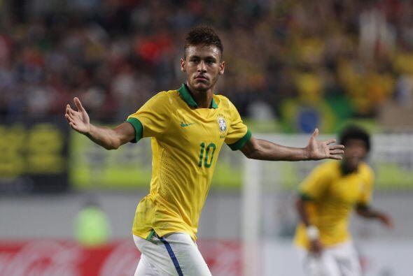 La generación de cracks brasileños que disputarán el próximo Mundial de...