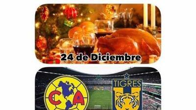 La Navidad y la Liga MX desatan la euforia de los memes