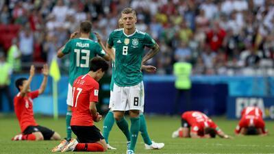 Toni Kroos y su reproche general contra la selección de Alemania