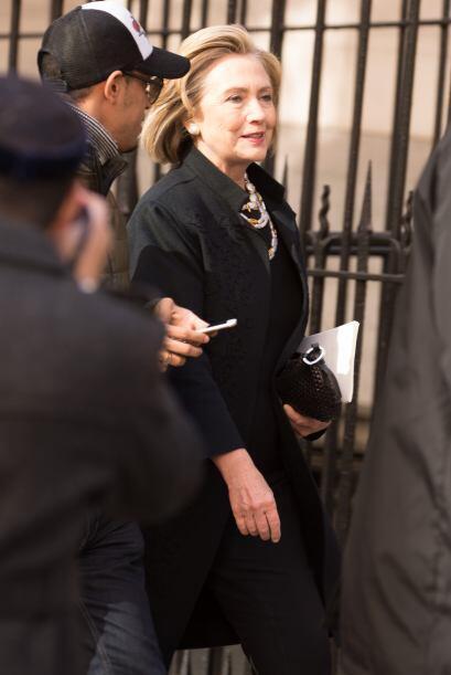 Hillary Clinton se despidió de uno de sus diseñadores favo...