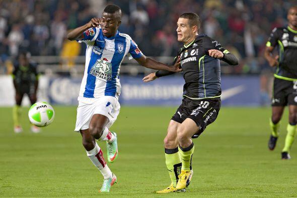 Enner Valencia (6): Se esperaba mucho más del campeón del goleo del torn...
