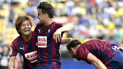 Villarreal vs. Eibar