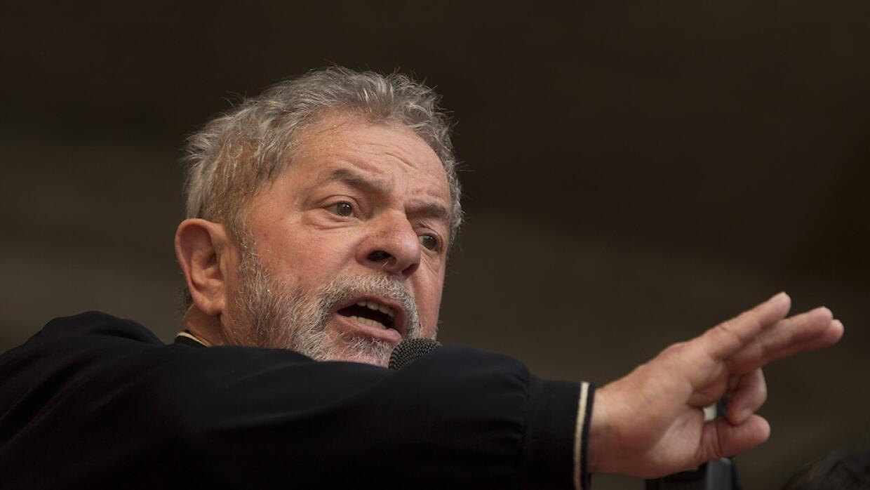 Luiz Inacio Lula da Silva, investigado por la justicia brasileña