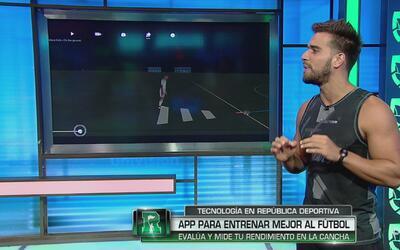 RD-Tech: Soccer-1 la nueva herramienta para perfeccionar tu técnica de f...