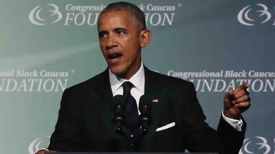 Obama consideraría 'un insulto personal' que los negros no voten por Hillary Clinton