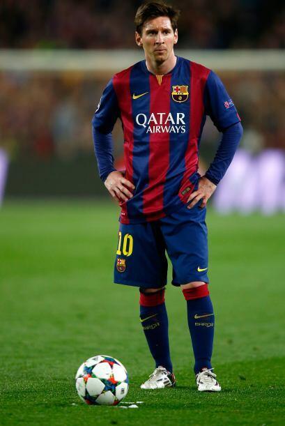 Entre los nominados a Deportista de Alto Voltaje se encuentra Lionel Messi.