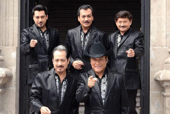 Los Tigres del Norte tienen casi 50 años de historia musical.