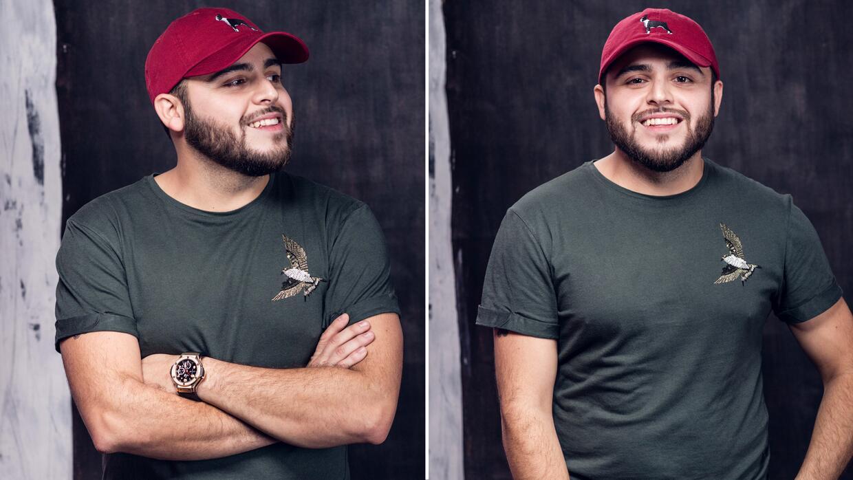 Gerardo Ortiz no puede vivir sin el café ni el WhatsApp