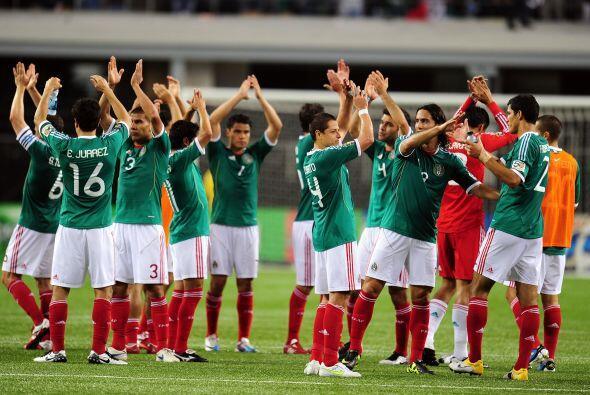 Los jugadores se sentían listos para dar el golpe y el apoyo de la afici...