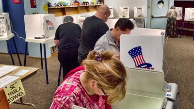 """Martes de elecciones primarias en California, """"el corazón de la resistencia ante Trump"""""""