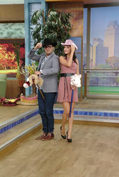 En El Rincón Grupero, Paul y Ana nos presentaron lo mejor de la música p...
