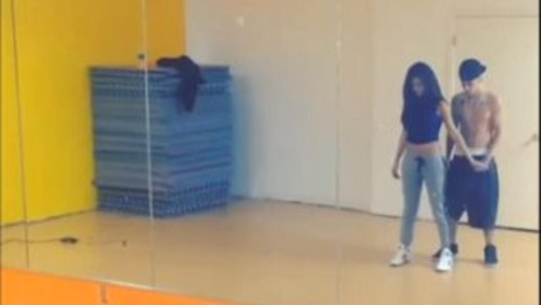 Justin Bieber publicó en su cuenta de Instagram un video donde baila de...