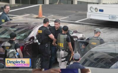 Agentes del FBI arrestan al exsecretario de Recreación y Deportes de Pue...