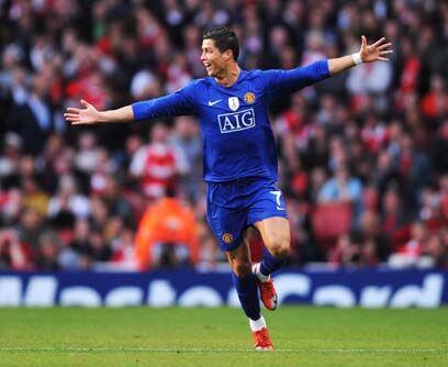 Cristiano Ronaldo, la sensaciónEl portugués Cristiano Ronaldo fue el mej...