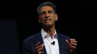 El consejero delegado de Sony, Michael Lynton.