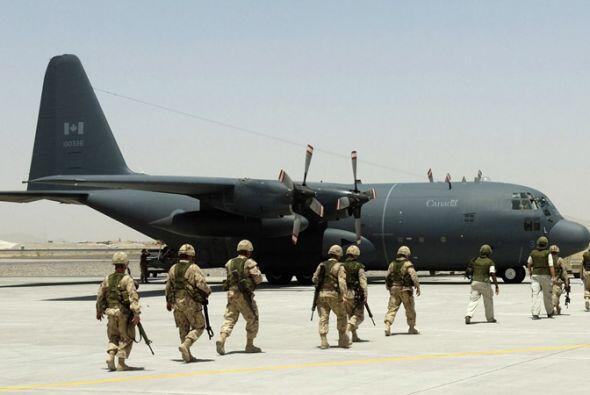 50- La Fuerza Aérea de Canadá ha perdido también a 415 de sus hombres.