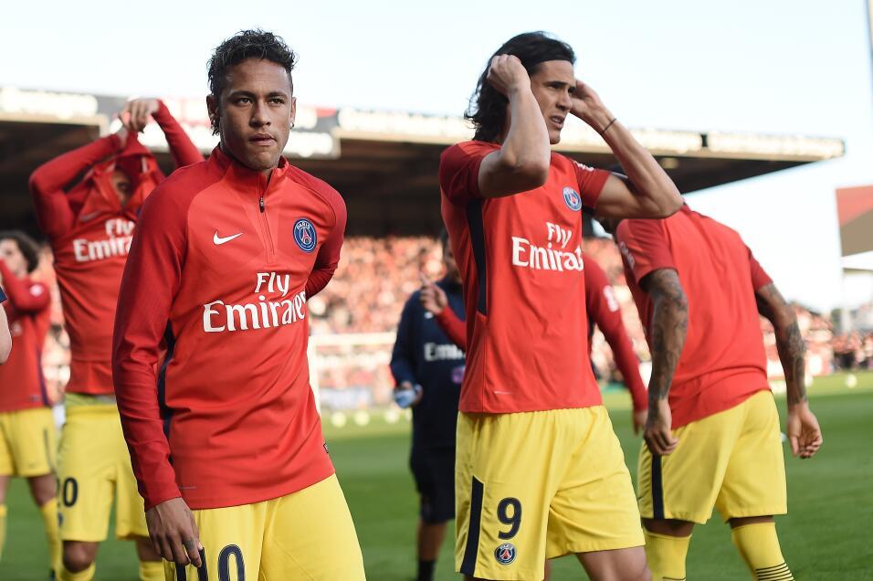 Neymar tuvo debut de ensueño en triunfo del PSG GettyImages-831083084.jpg
