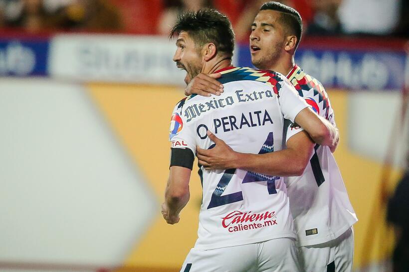 Con el grito ahogado, América y Xolos empatan a un gol en la frontera 20...
