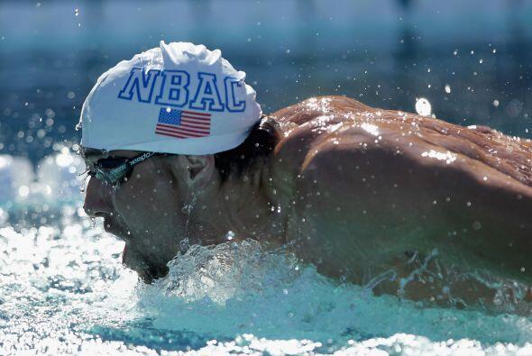 El nadador estadounidense cree, no obstante, que está en el buen camino...