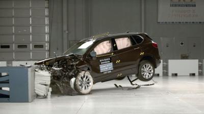 Estos son los vehículos más seguros en Estados Unidos para el 2017