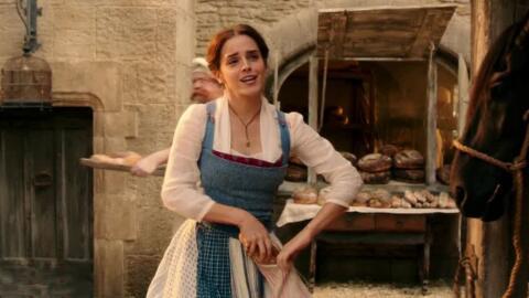 Emma Watson canta en 'Beauty and the Beast'