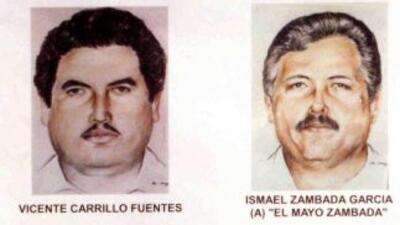 Planilla de los líderes del cártel de Juárez.