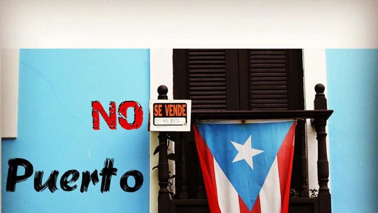 Puerto Rico no se vende