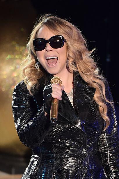Bien por Mariah, ya le hacía falta una buena racha.