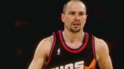 Rex Chapman, cuando aún era jugador de la NBA.