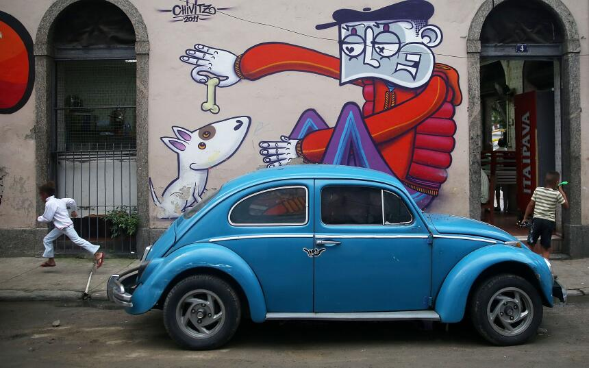 Imágenes históricas del Volkswagen Beetle GettyImages-459051846.jpg