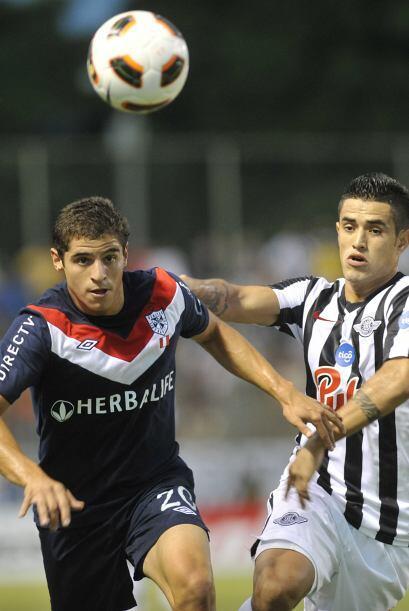 San Martín no había perdido hasta este partido y quedó por ahora segundo...