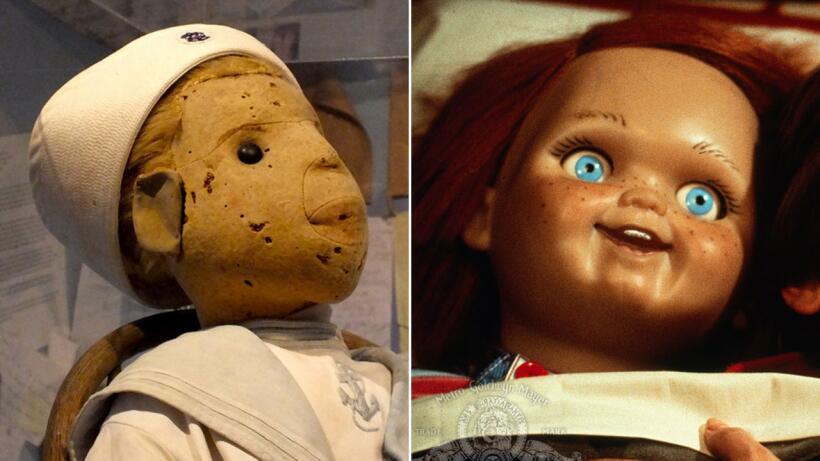 Robert y Chucky