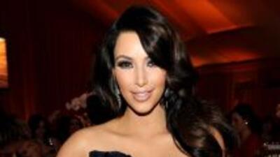 Kim Kardashian fue elegida como 'la mujer con el mejor cuerpo del mundo'...