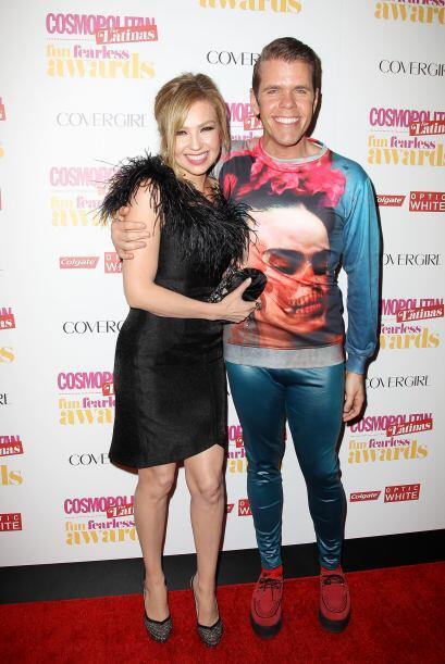 """La mexicana deslumbró en la entrega de premios """"Fun Fearless Latina"""" de..."""